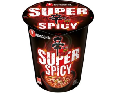 NONG SHIM CUP SUPER SPICY