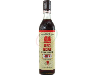 RED BOAT SAUCE 500